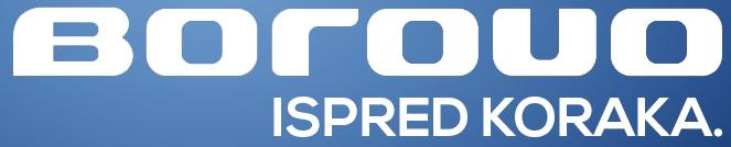 Borovo shoes - logo